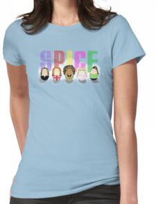 Girl Band Tiggles Womens Fitted T-Shirt