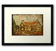 The Farmhouse Framed Print