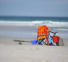 Ready for a day at the beach by Yvonne Segda