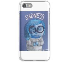 Sadness iPhone Case/Skin