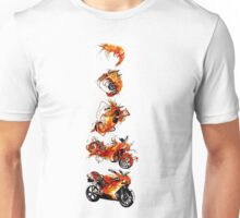 Prawn Bike Unisex T-Shirt