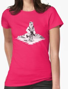 Snow Patrol Womens Fitted T-Shirt