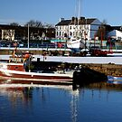 Carrickfergus Harbour by Smaxi