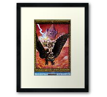 Aries, The Smiter Framed Print