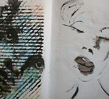 "From ""Das Buch Ruth"" - Bernard Lacoque by ArtLacoque"