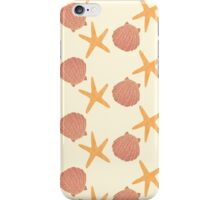 Sea Shells by the Sea Shore iPhone Case/Skin