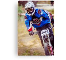 Downhill Stare Canvas Print