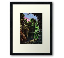 After A Long Silence... Framed Print