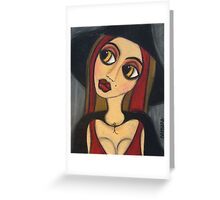 TABITHA Greeting Card