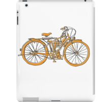 Steam Punk Cycling iPad Case/Skin