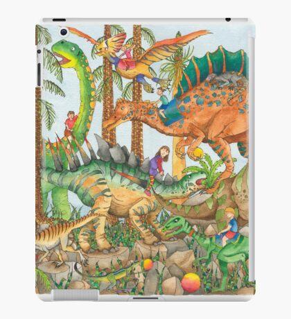 Prehistoric Playground iPad Case/Skin