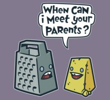 When Can I Meet Your Parents? by hammo