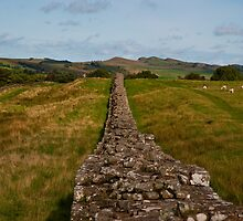 Hadrian's wall by Jaime Pharr