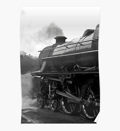 Getting Steam Up Poster