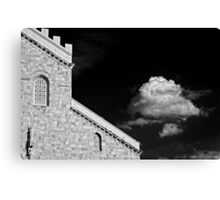 Cathedral & Cloud Canvas Print