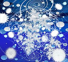 Snow Flurries by Tanya Newman