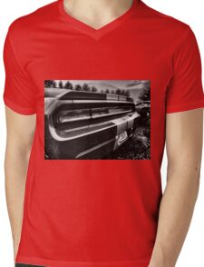 Dodge Mens V-Neck T-Shirt