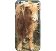 Moose 23 April 2015 iPhone Case/Skin