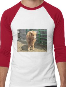 Moose 23 April 2015 Men's Baseball ¾ T-Shirt