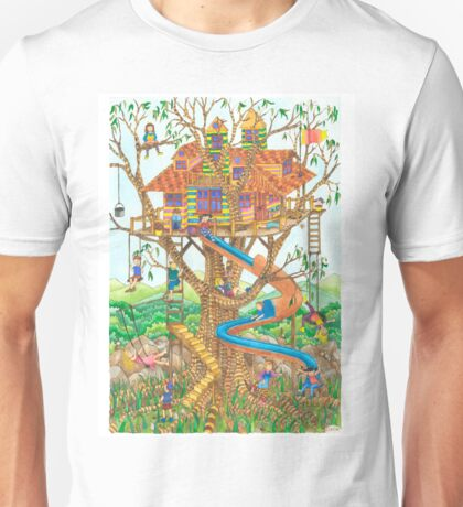 Lofty Playground Unisex T-Shirt