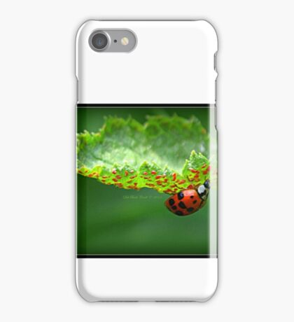 Losing Pieces of Myself iPhone Case/Skin
