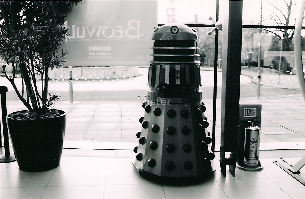 Dalek in Bradford by Matt Roberts