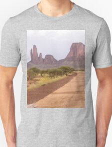 a desolate Mali