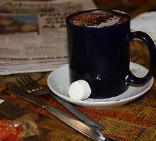 Chocolate breakfast by Samantha McPhee