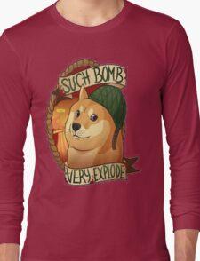 CSGO Doge  Long Sleeve T-Shirt