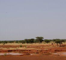 a stunning Mali landscape by beautifulscenes