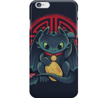 Maneki Dragon iPhone Case/Skin