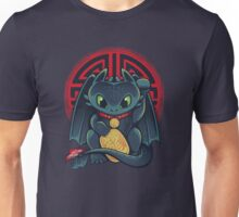 Maneki Dragon Unisex T-Shirt