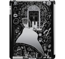 What is it Like in Your Funny Little Brains? iPad Case/Skin