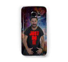 JUST DO IT SHIA LABEOUF GALAXY Samsung Galaxy Case/Skin