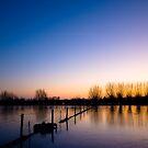 Frozen Flood 2 by Luke Stevens