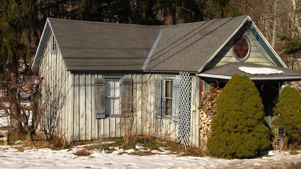 Blacksmith Cottage by Pamela Phelps