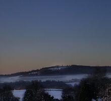 Winter Sunrise by missmoneypenny