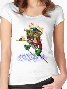 Atomic Ski Bum Women's Fitted Scoop T-Shirt