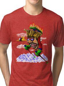 Atomic Ski Bum Tri-blend T-Shirt