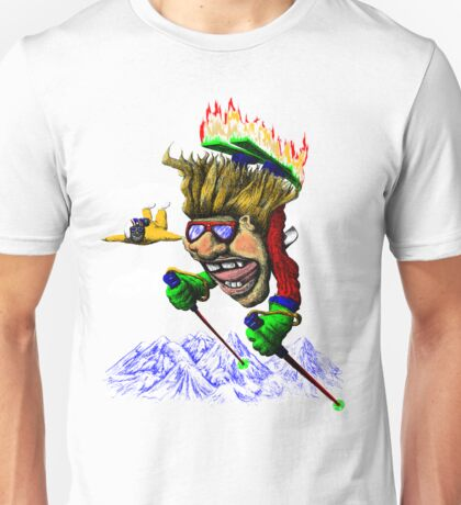 Atomic Ski Bum Unisex T-Shirt
