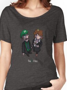 The L-files Women's Relaxed Fit T-Shirt