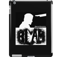 Bedlam In Troubletown BLAM Censored iPad Case/Skin