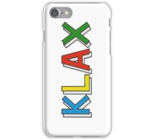 KLAX. iPhone Case/Skin