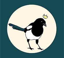King Magpie by Kay Allan