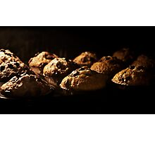 Muffin Time  Photographic Print