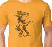 caturpult (black) Unisex T-Shirt