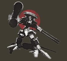 rifle-mech by greggmorrison
