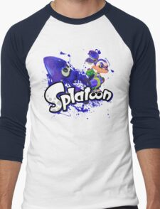 Splatoon - Inkling  Men's Baseball ¾ T-Shirt