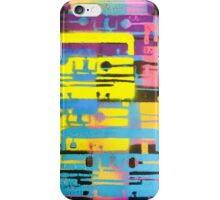 Rainbow Mixed Tape  iPhone Case/Skin