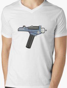Ray Gun #2 Mens V-Neck T-Shirt